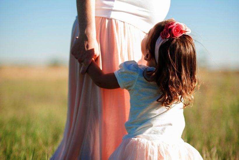 Motherhood. An Amazing Journey That Women Share.