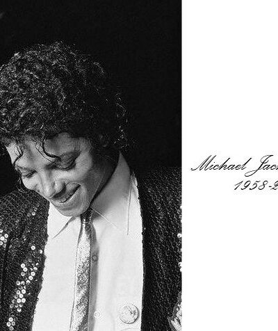 Long Live Michael Jackson, Gone Too Soon.