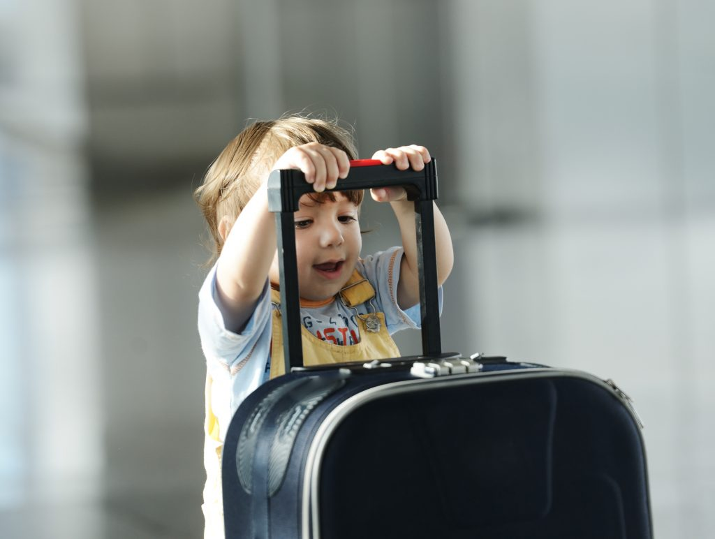 Tips for Travelling with a Baby.