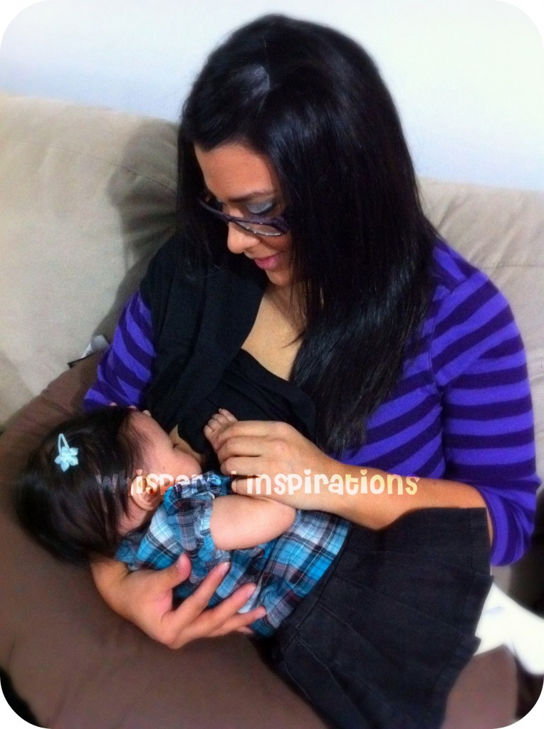 Breastfeeding Benefits.