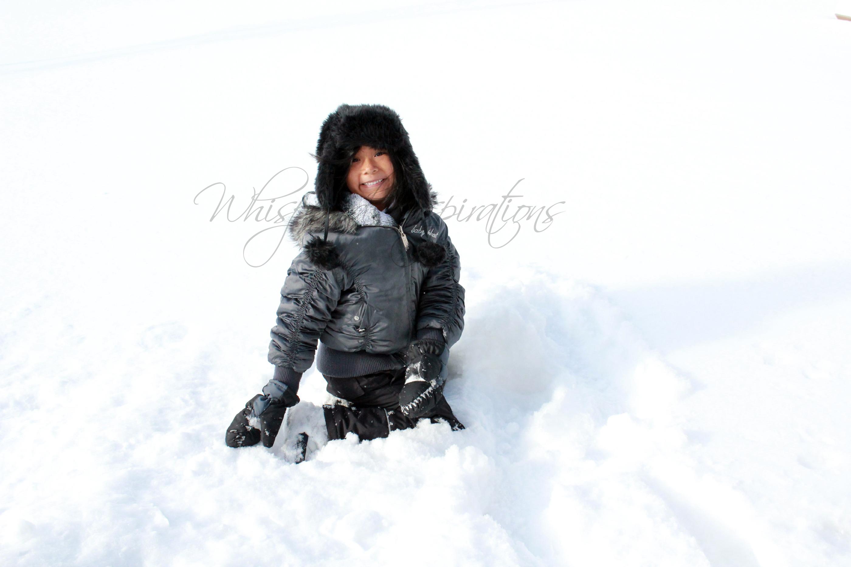 Snow Day-Wordful Wednesday