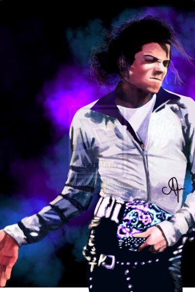 My Michael...