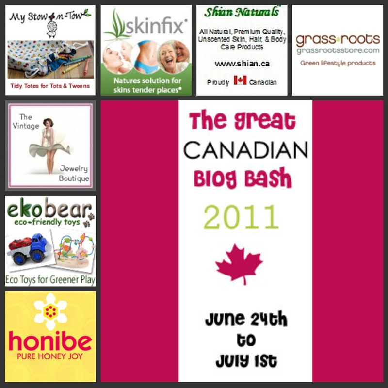 The Great Canadian Blog Bash is Almost Here!