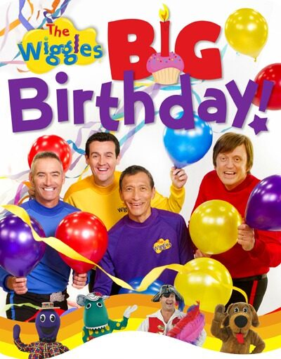 Do the Hot Potato with The Wiggles.
