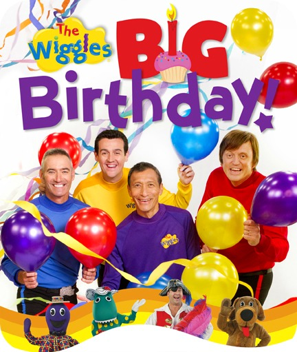 "Do the ""Hot Potato"" with The Wiggles!"