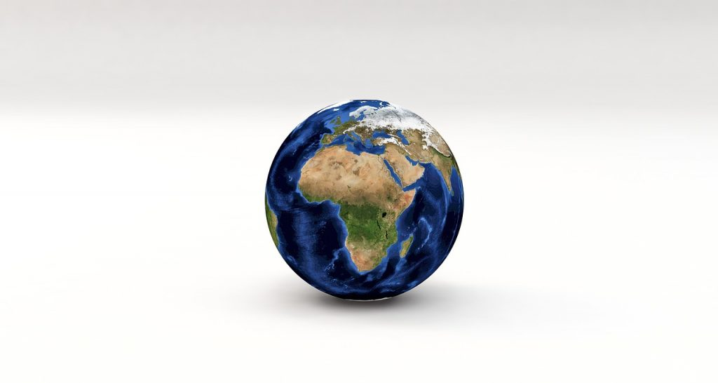 go-green-globe