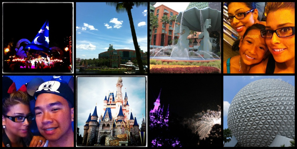 The Magic of Disney, Orlando Florida!