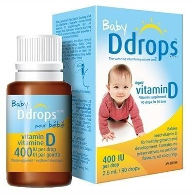 Baby Ddrops & World Breastfeeding Week!