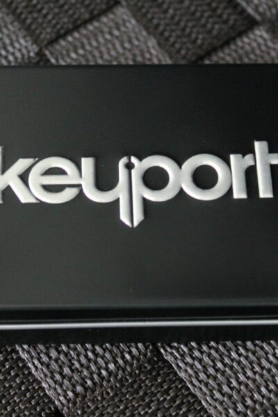 Keyport: An Innovative Keyring Alternative That You and Hubby Will Love!