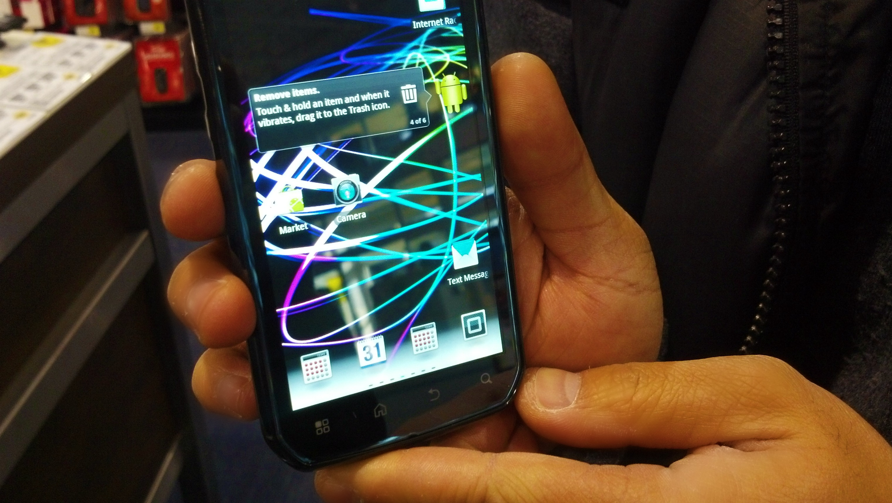 A Glance at the Motorola Photon. #MotoCalyp
