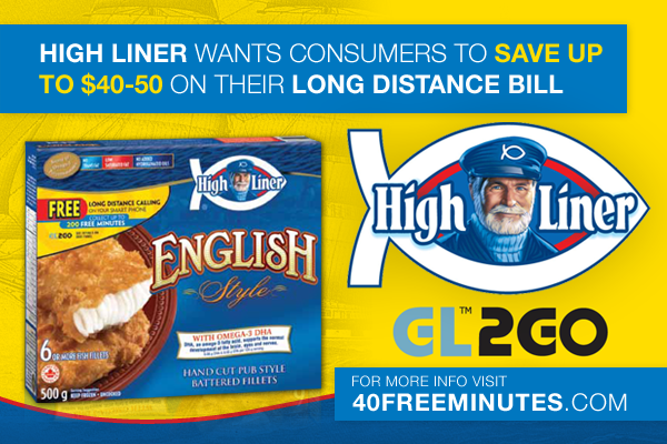 High Liner is Connecting You! #Giveaway