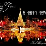 Wishing You All a Blessed & Happy New Year!
