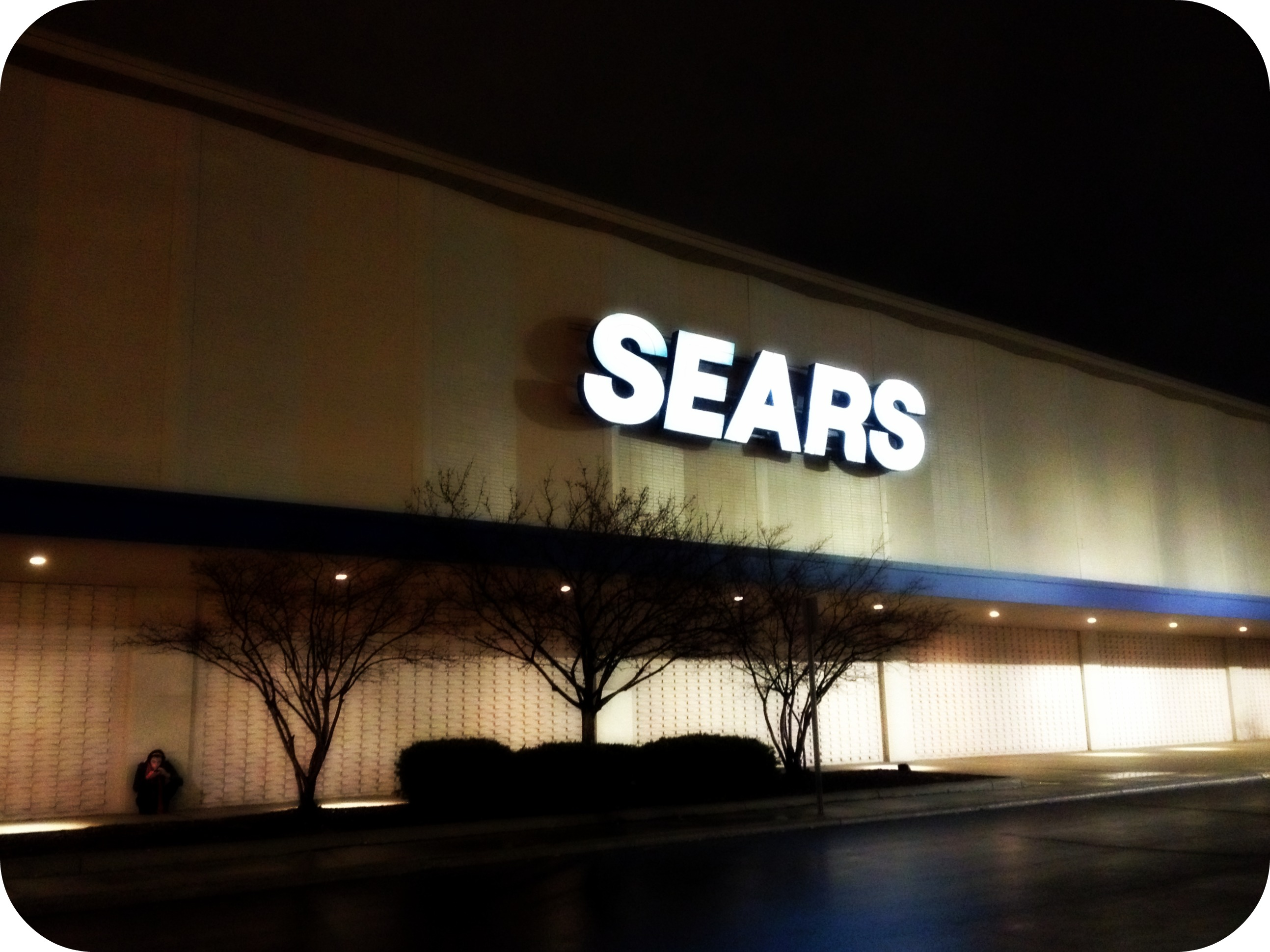 Tree Trimming: Shopping Mission. #SearsRealCheers