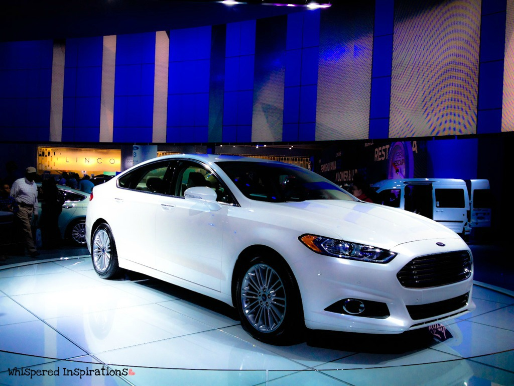 This is the 2013 Ford Fusion.