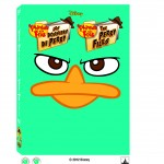 Phineas & Ferb: The Perry Files DVD Giveaway!