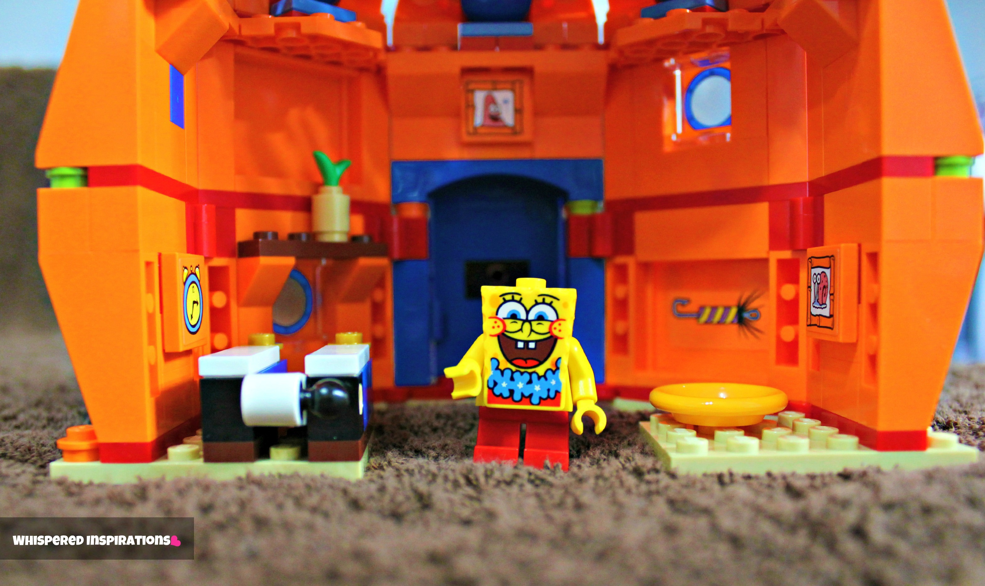 LEGO SpongeBob: It's a Bikini Bottom UnderSea Party!