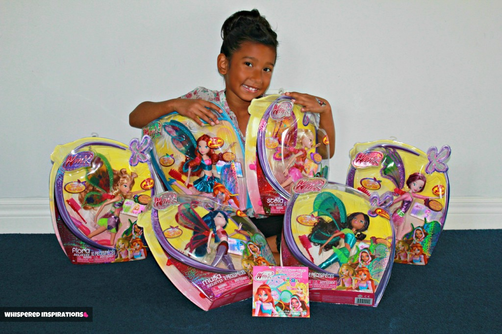 The Winx Club Doll Set: Can You Believix? - Whispered Inspirations
