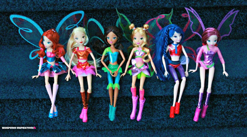 The Winx Club Doll Set Can You Believix Whispered Inspirations