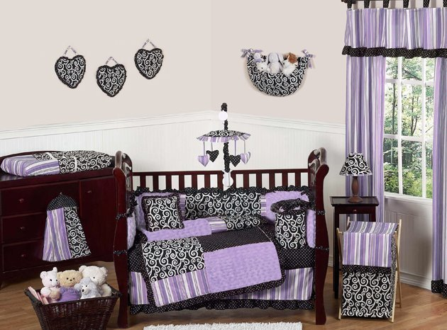 Baby Gift Guide Event: Win a Beyond Bedding Crib Set by JoJo's Designs! ARV $321.99 (US/CAN)