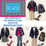 #BackToSchool Event: Win a $150 The Children's Place Gift Card! (US & CAN)