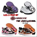 #BackToSchool Event: Enter to Win a Pair of Heelys Shoes! (US)