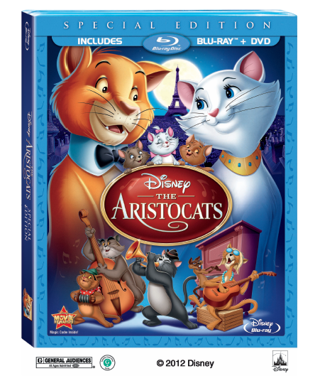 Disney's Diamond Collection: Pocahontas and Pocahontas II, The Aristocats and The Rescuers and The Rescuers Down Under