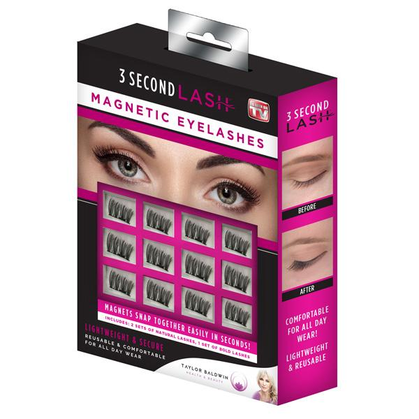 3 Second Lash Magnetic Eyelashes