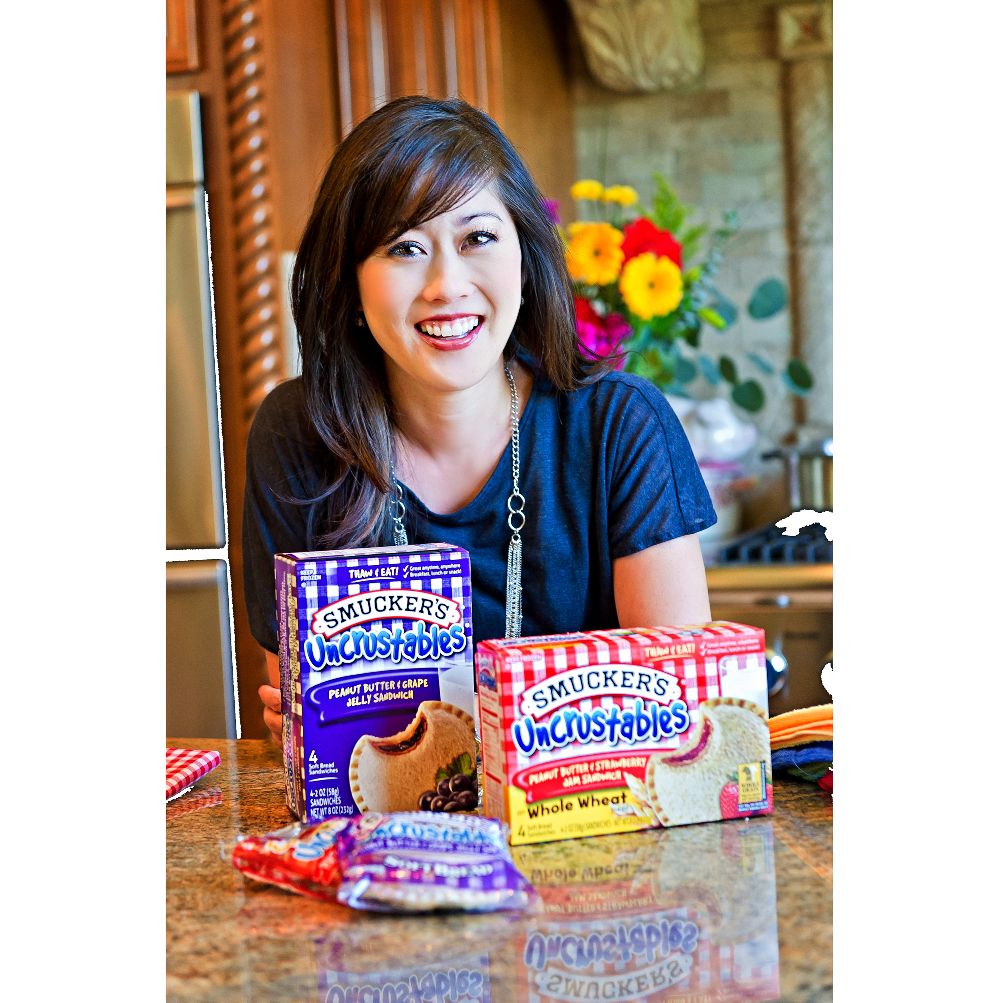 Uncrustables Unstoppable Family Photo Contest: Win a Year Supply of Uncrustables and $15,000 for a Family Adventure! (US Only)