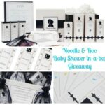 Baby Gift Guide Event: Noodle and Boo Baby Shower in a Box Gift Set! ARV $165. (US)