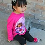 Make Your Own Nickelodeon Dora the Explorer Digi-Book with Walmart's Dora Apparel!