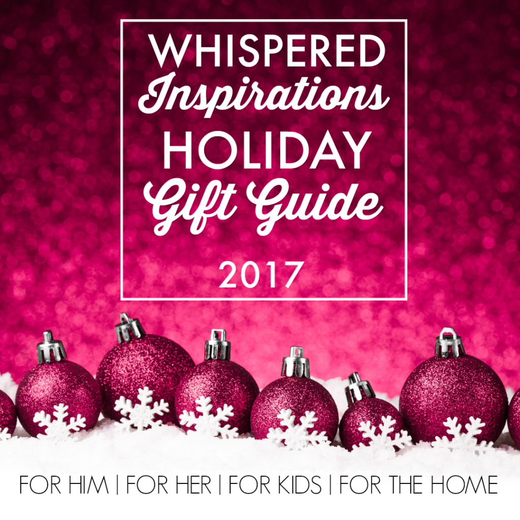 Holiday gift guide whispered inspirations holiday gift guide negle Gallery