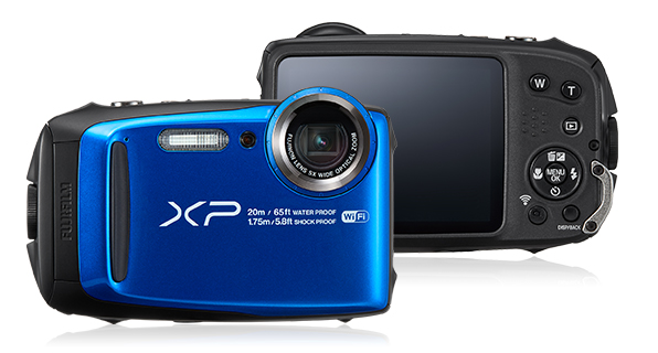 FinePix XP Series FinePix XP120