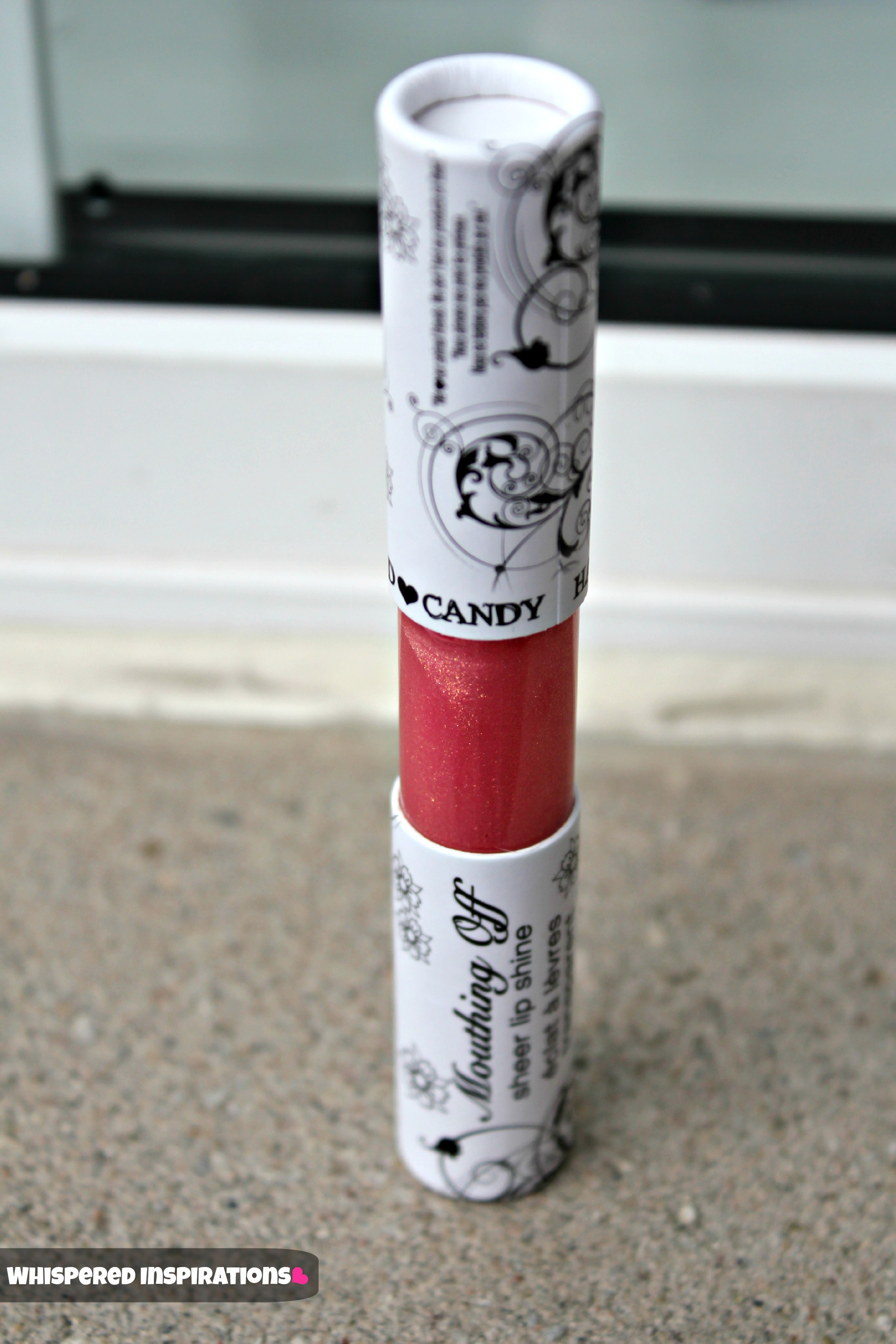 Hard Candy Review: Lashaholic Big Bad Lashes Mascara, Mouthing Off Lip Shine and Glow Away Bronzer and Highlighter Duo!