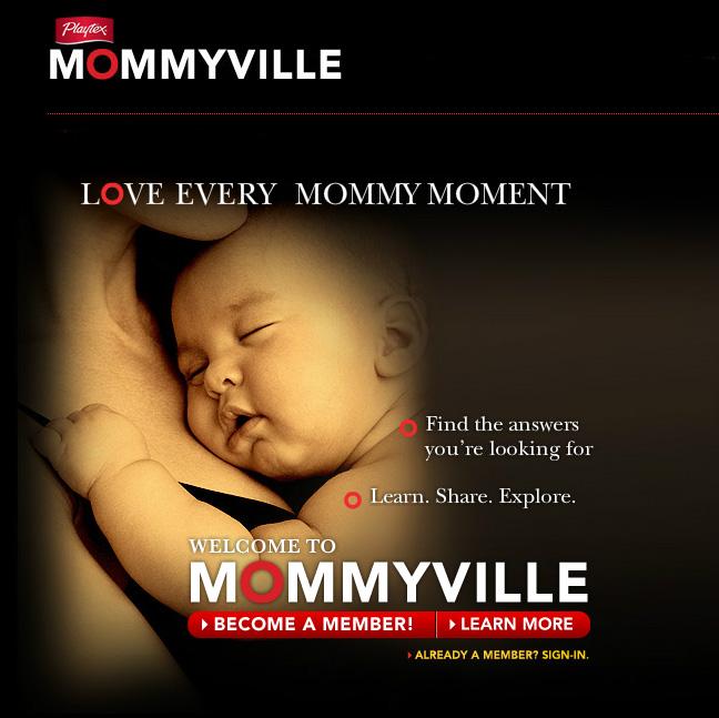 Playtex-Mommyville