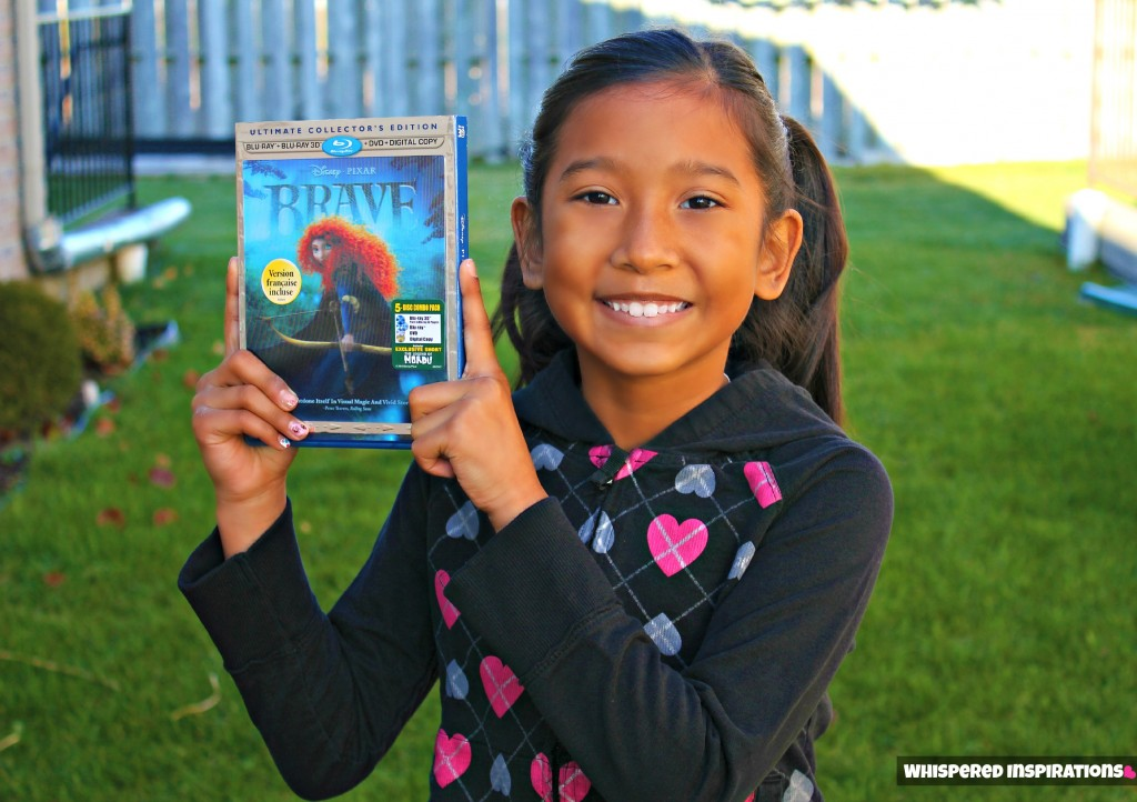 Brave Blu-Ray DVD Review