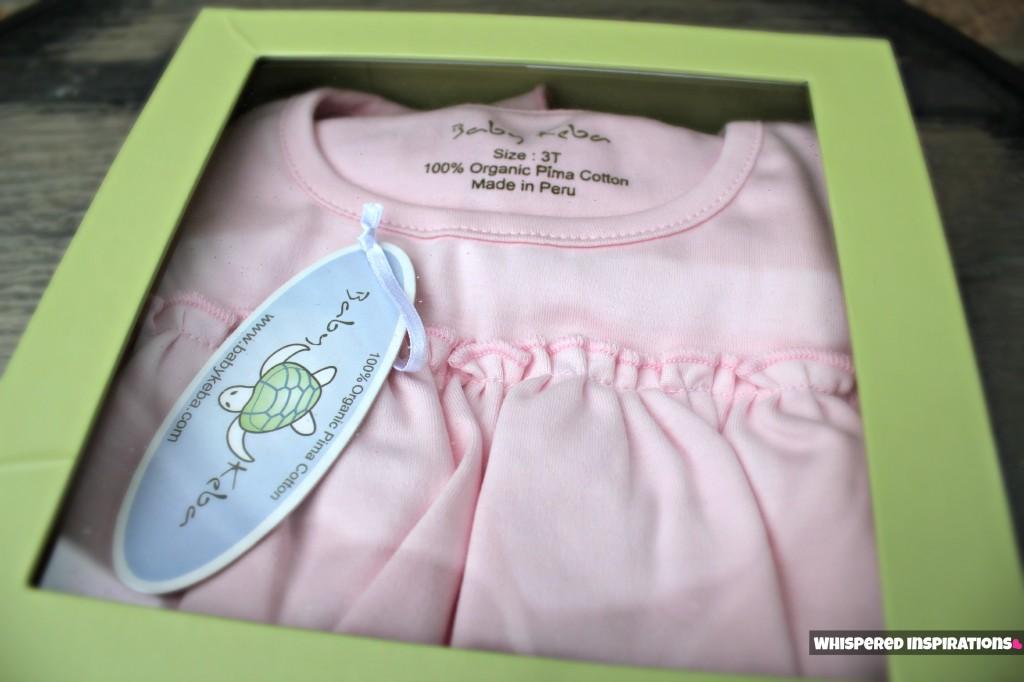 Baby Keba Organic Clothes