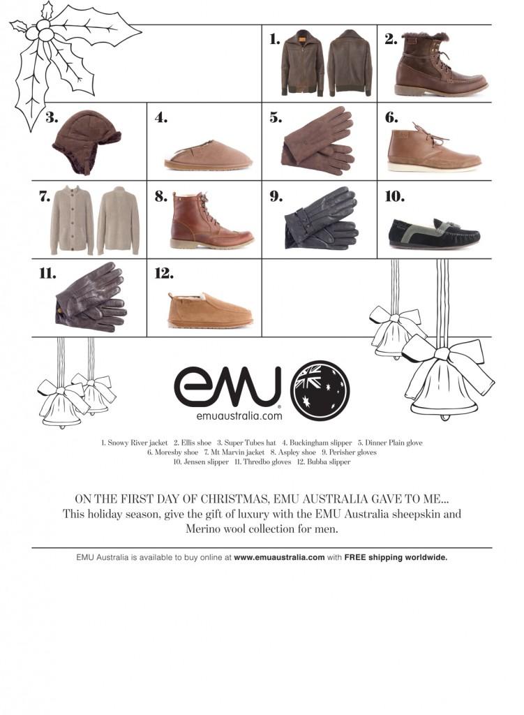 Men's EMU