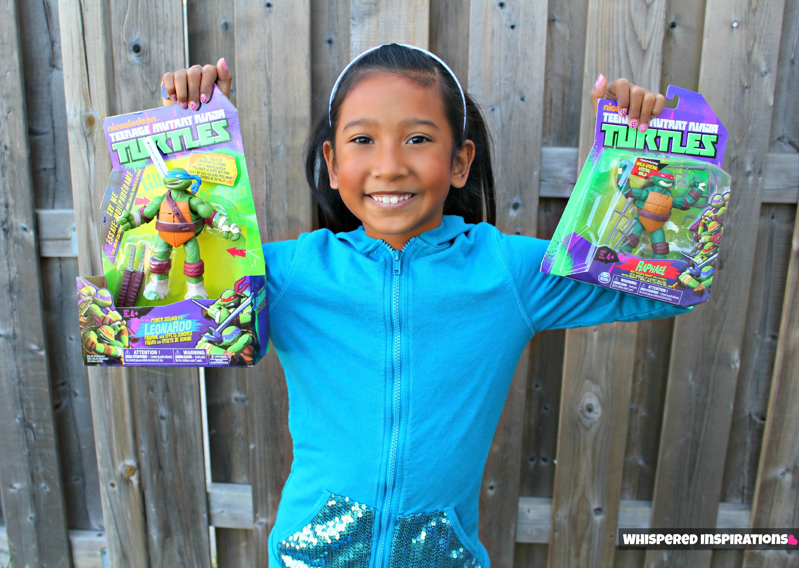Get Ready, Teenage Mutant Ninja Turtles are Back! #HolidayGiftGuide