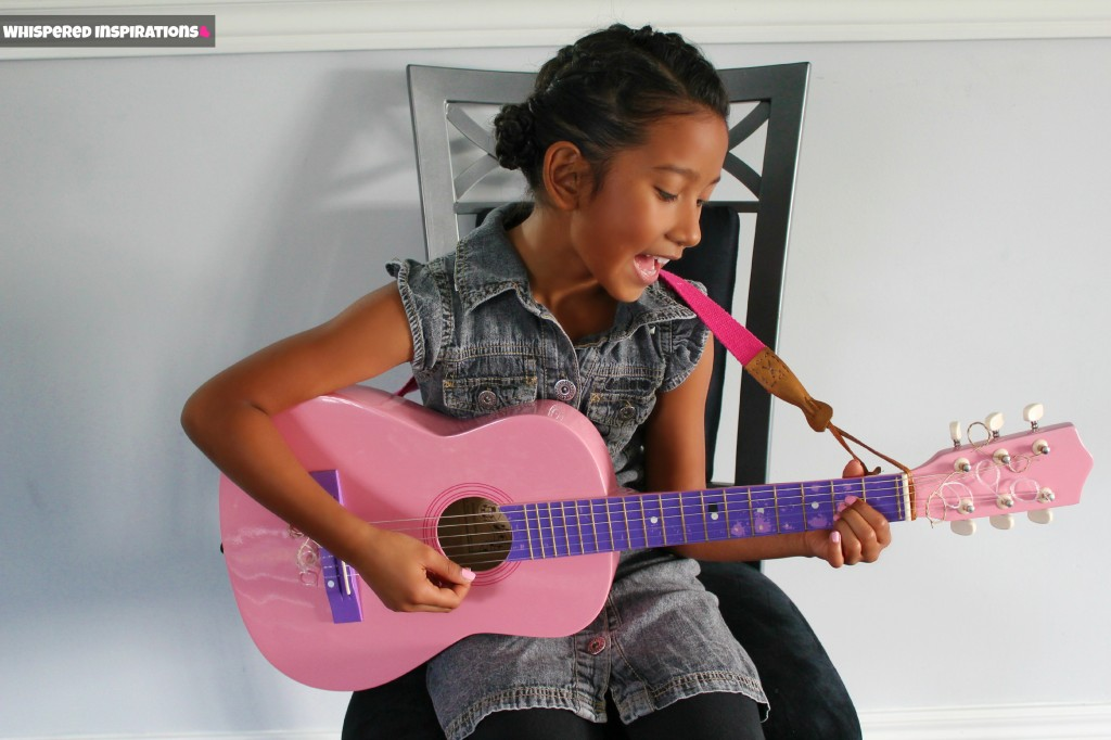 Gotta Treasure Music, Memories and Guitars: We're on the Hunt for a New Guitar for Gabby!