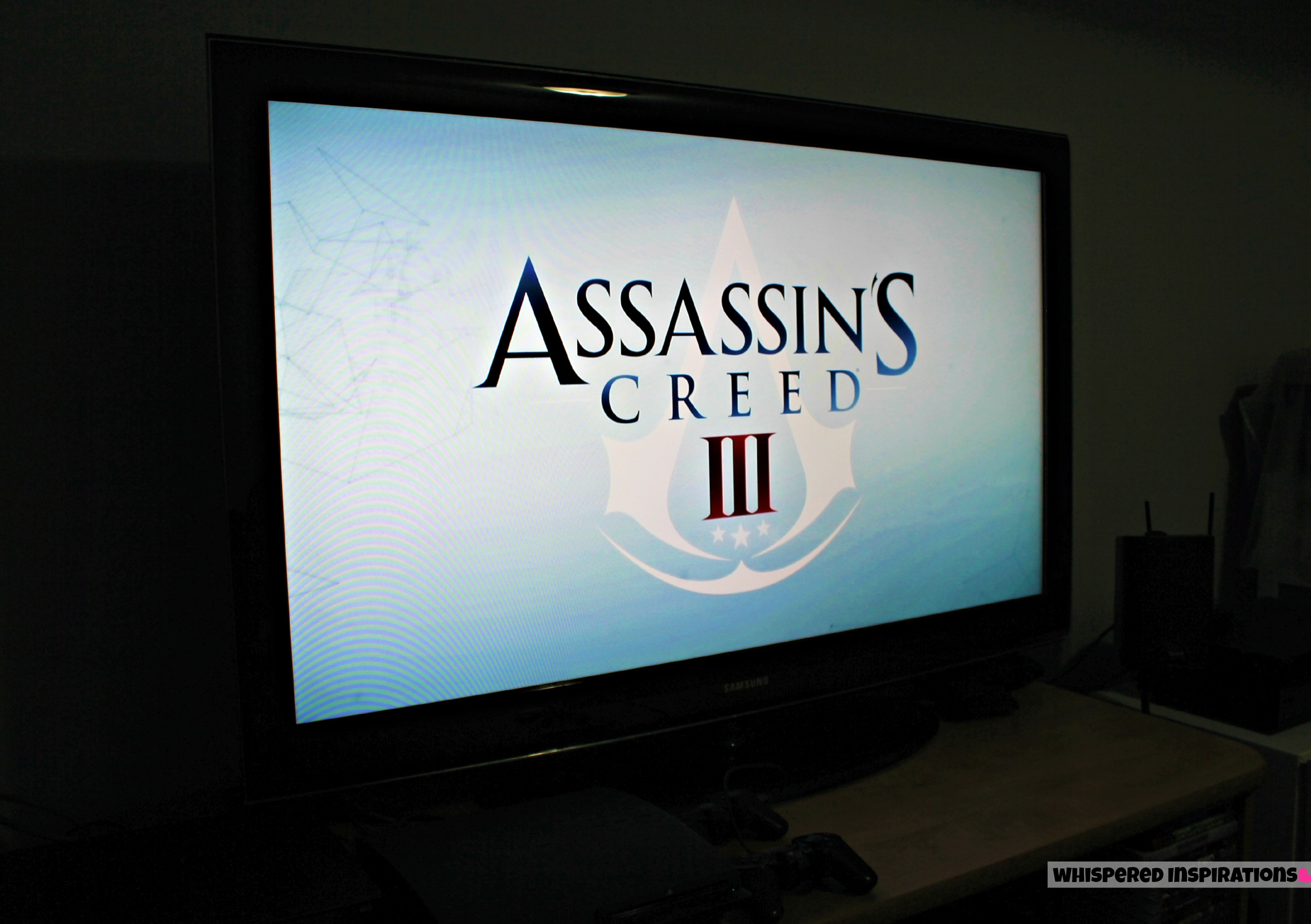 Assassin's Creed 3 is the Amazon Gold Box Deal of the Day: Formal Gamer Girl Approved, Buy Now for $33.00! #AC3Gold