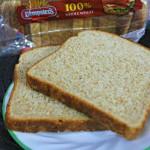 Re-Love Those Leftovers: Dempster's Whole Wheat Breaded Chicken Marinara Sandwich Recipe! #SandwichIt