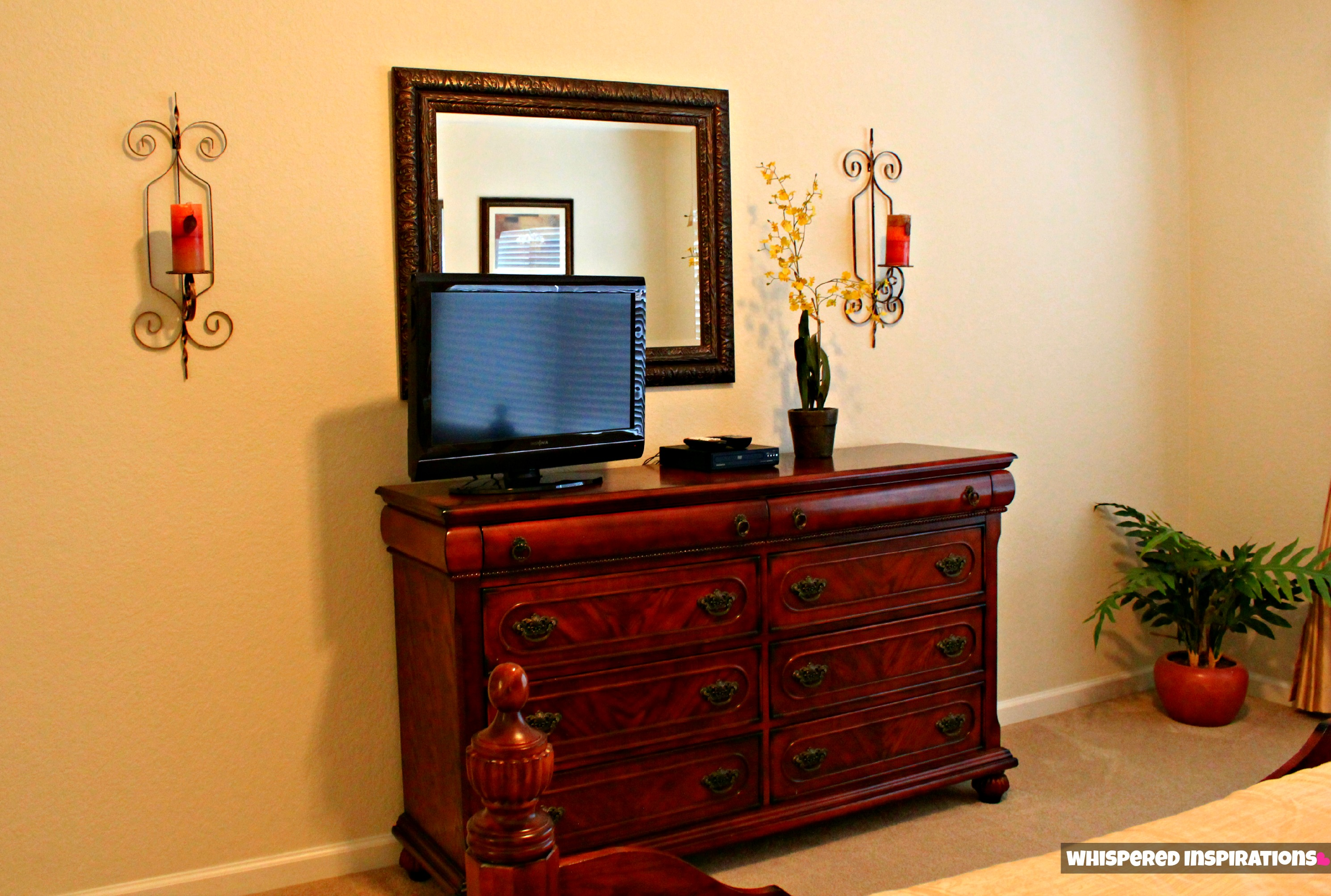 My Master Suite in Windsor Hills: Luxury, Comfort and Privacy! #globalresorts