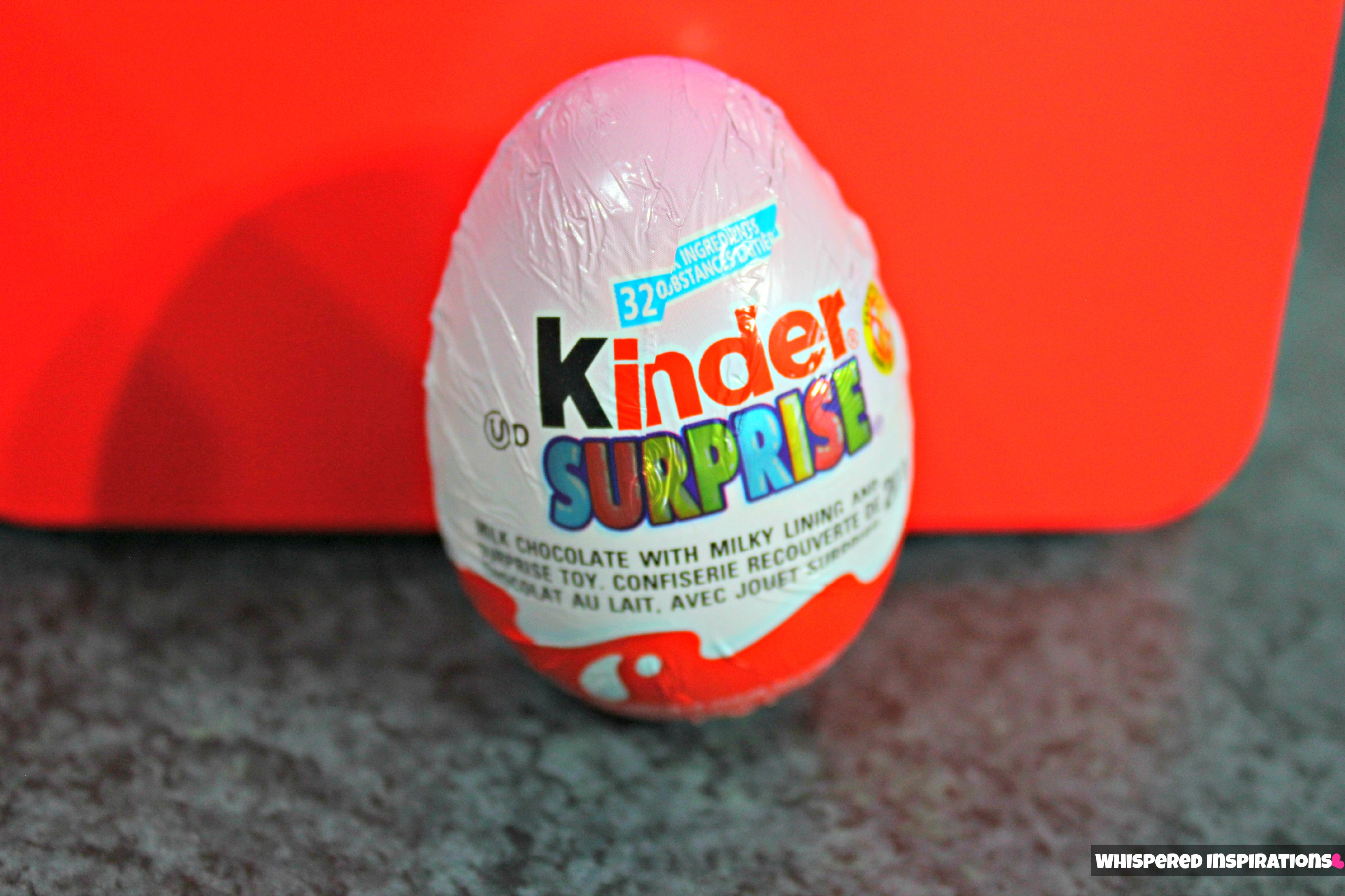 Kinder Canada: Celebrating Being Unique and Going Crazy for Pink! #KinderMom