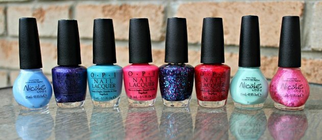 Stylin' with OPI: Nicole By OPI's Modern Family, Euro Centrale and Mariah Carey Collections!