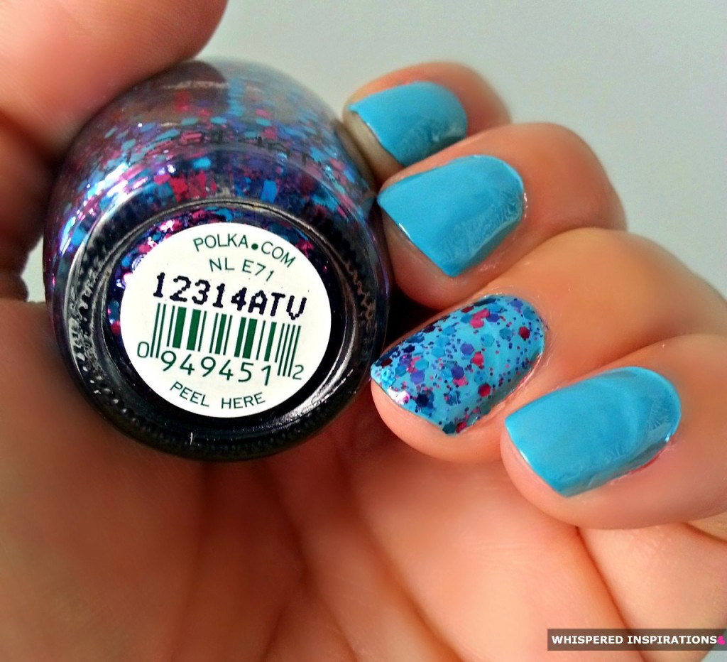 Euro Nail: Stylin' With OPI: Nicole By OPI's Modern Family, Euro