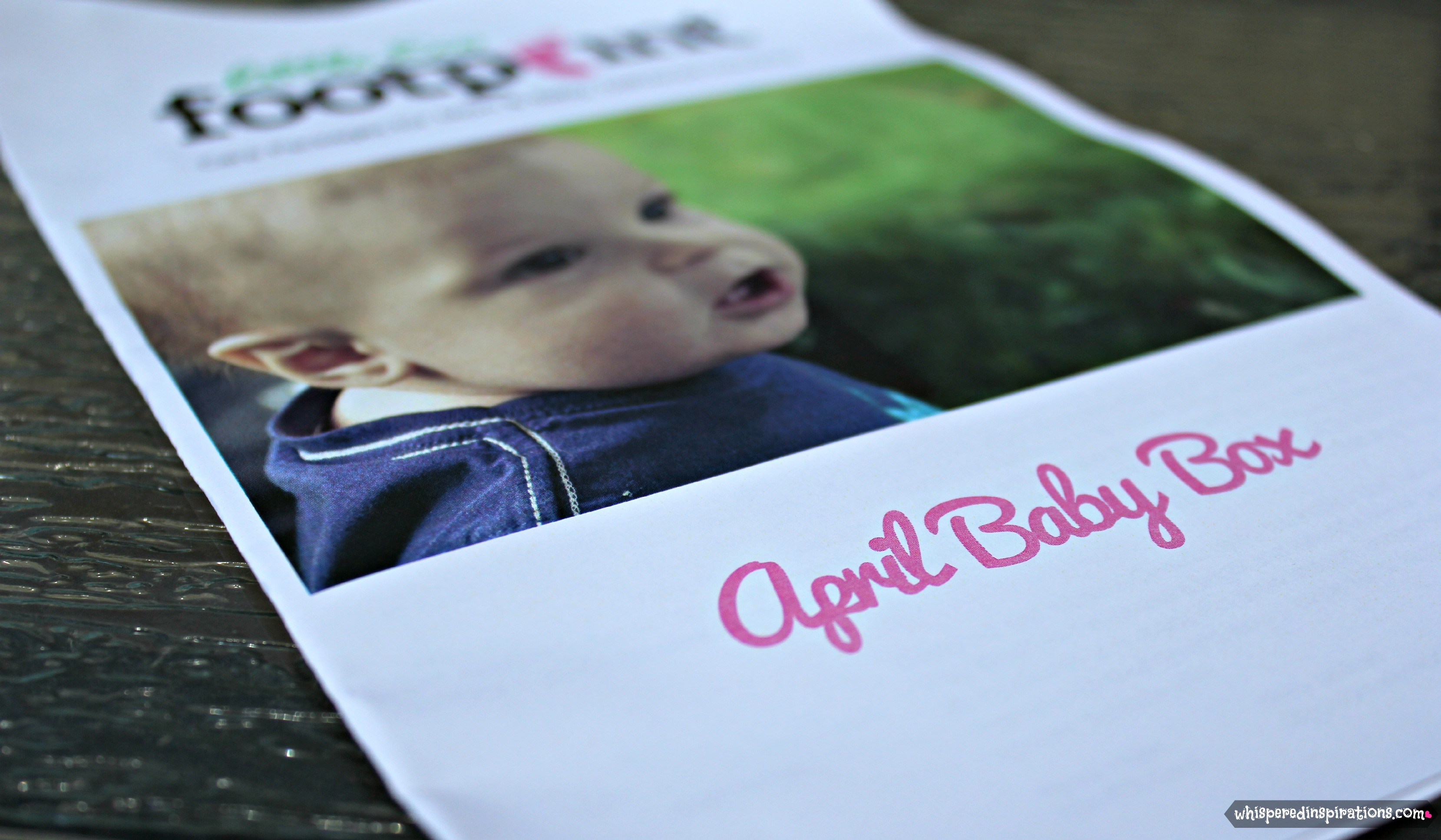 LittleEcoFootprint: Unboxing the April Baby Box, Full of Natural and Organic Goodies for Baby & Yummy Treats for Mom!