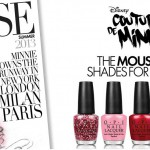 OPI's Couture de Minnie: Vibrant, Gorgeous and A Moust-Have for Your Collection! #nails