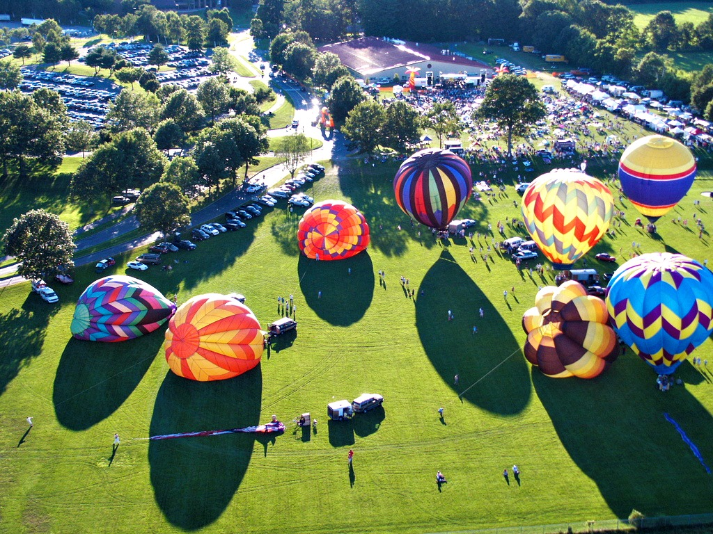 Massachusetts Summer Festivals: It's All Here.