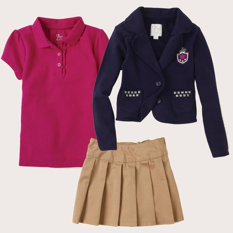 The Children's Place School Uniforms