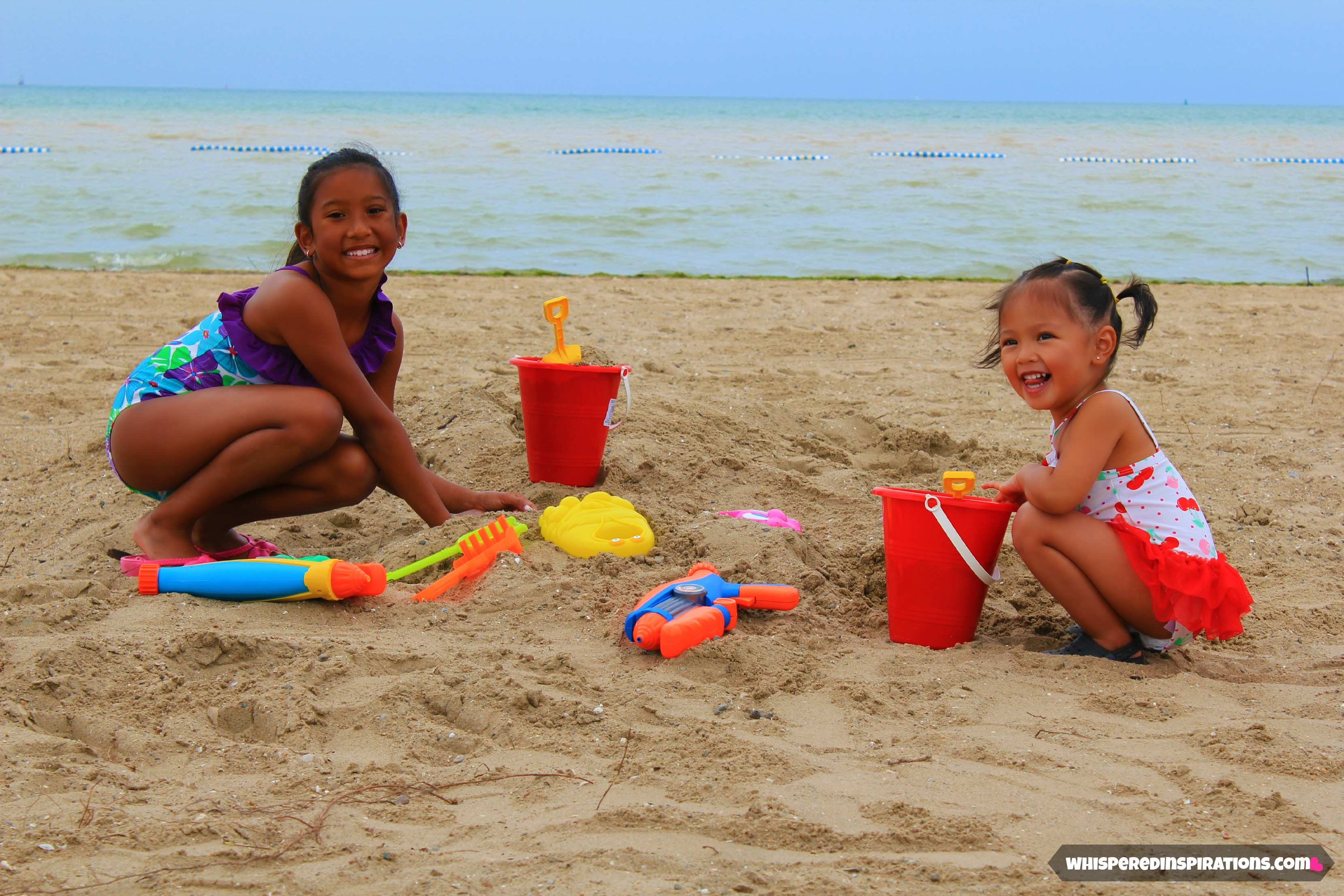 Summer Fun: Things You Need for The Beach. Enjoy a Day of Sunbathing, Sandcastles, Water Guns, Treats–Oh My! #cbias